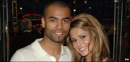 Cheryl Cole and Ashley Cole