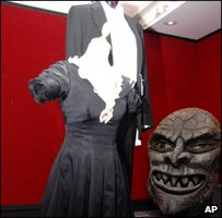 The outfits from Voyage of the Damned