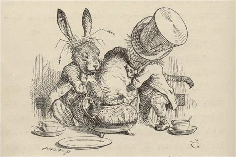 Images For > Alice In Wonderland Characters Original
