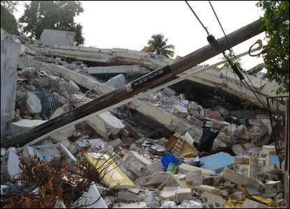 The Caribbean nation has changed forever since the huge earthquake struck there.