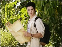 Justin on a treasure hunt to save his family