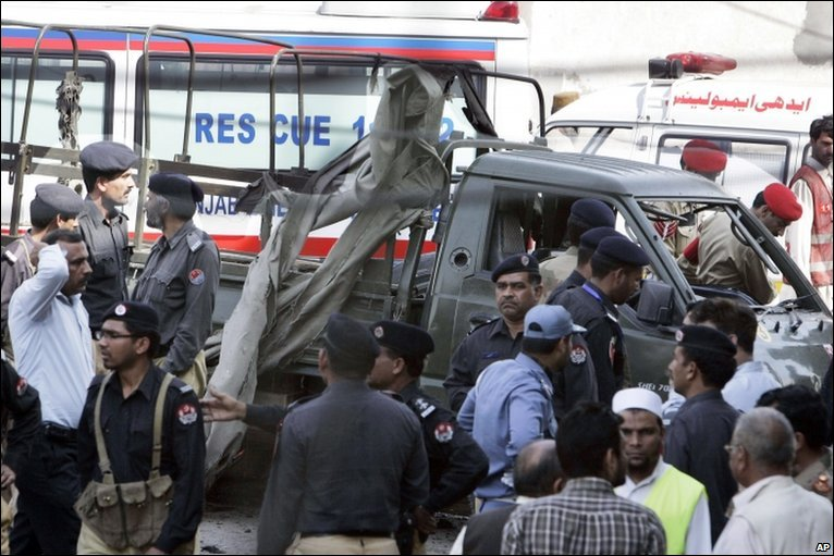 March 2010 Lahore bombings