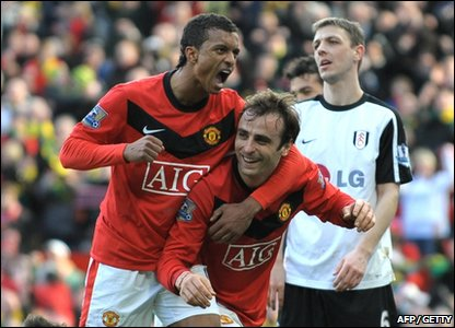 Cbbc Newsround In Pics Manchester United Take Revenge