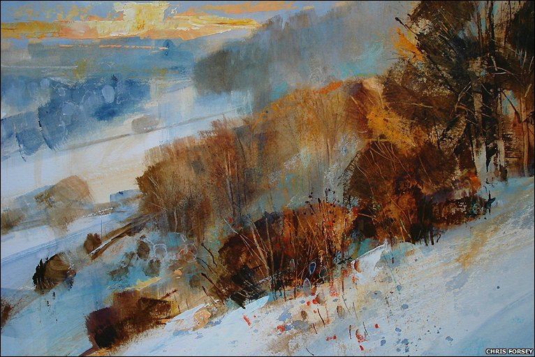 Bbc In Pictures Chris Forsey S Downland