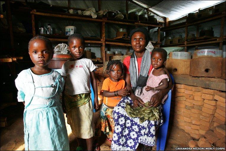 Bbc News In Pictures Life Saving Stoves In Congo