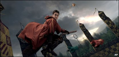 Harry Potter theme park to open