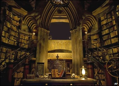 Dumbledore's office