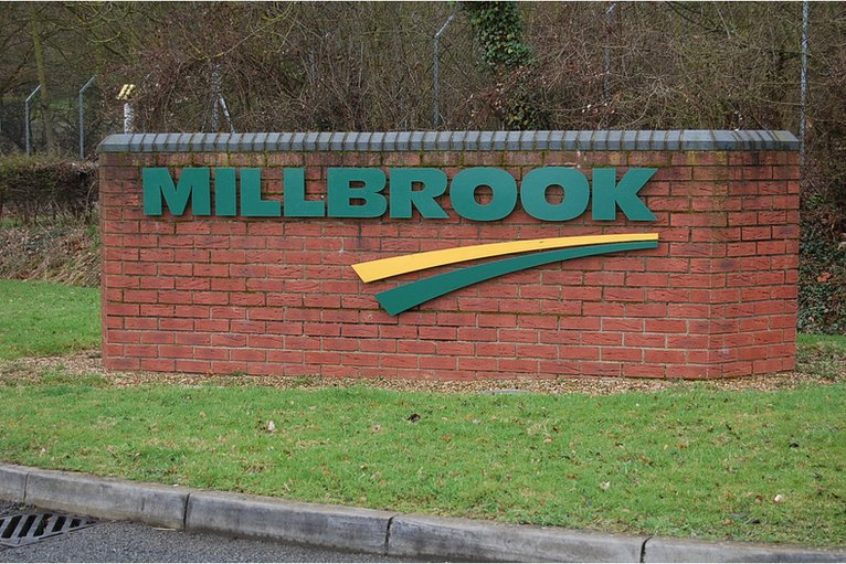 Millbrook Proving Ground in Bedfordshire is celebrating forty years in the
