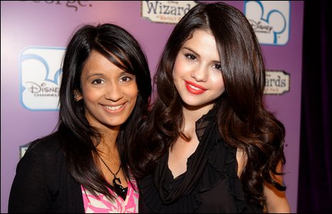 Sonali and Selena