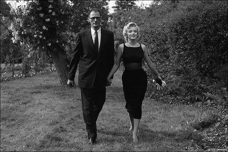 Marilyn House bbc - in pictures: marilyn monroe in surrey