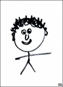Michael Owen self-portrait