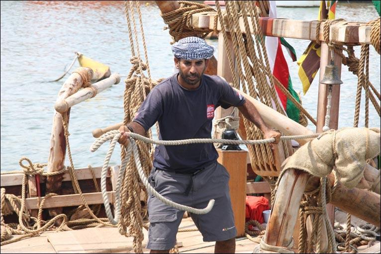 Captain saleh aljabri says the crew have to quot work shoulder to shoulder