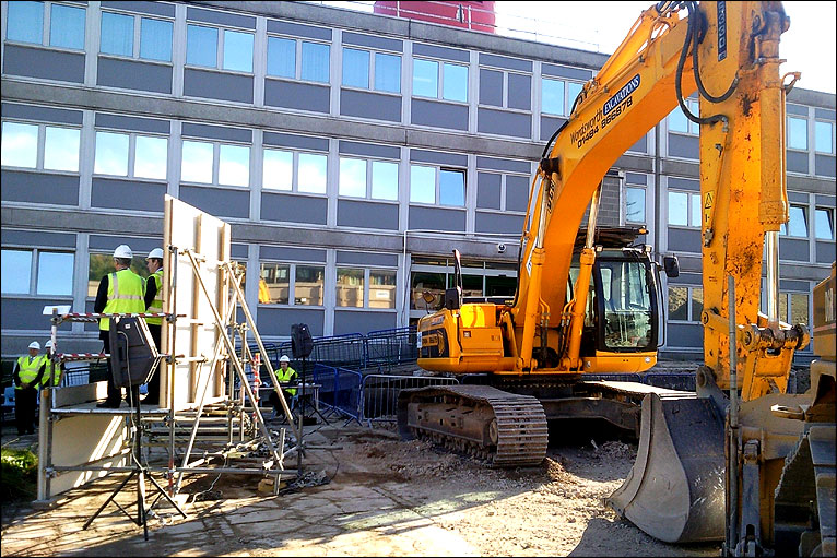 Bbc barnsley college 39 s new building finally goes ahead for Build a house website