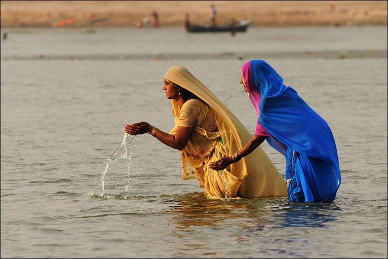 BBC News - In pictures: Kumbh Mela