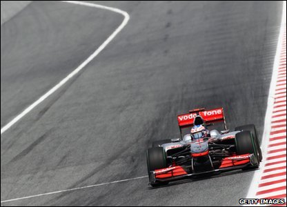 It was a frustrating race for world champion Jenson Button. He finished fifth. However, he retains his lead in the Drivers Championship , but it has been cut to just three points by Fernando Alonso, who jumps from third to second.