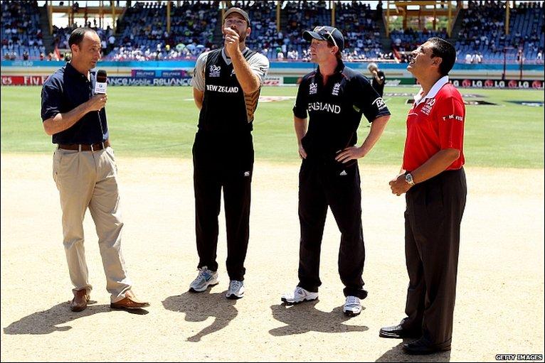 BBC Sport - Cricket - England v New Zealand photos