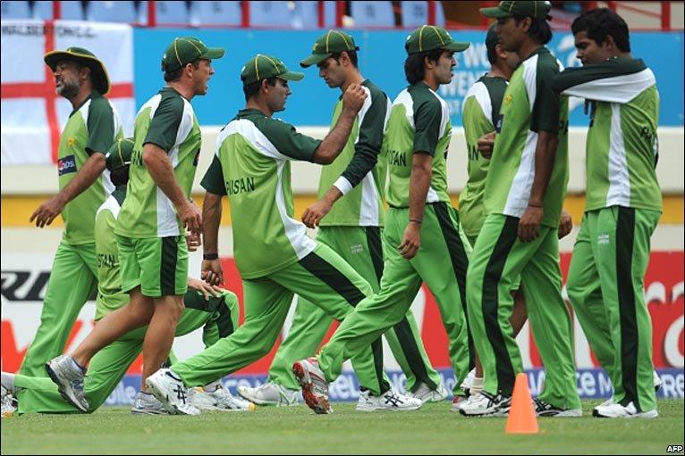 BBC Sport - Cricket - Pakistan v Australia - World Twenty20 semi