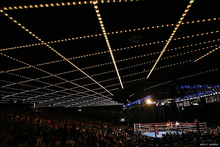 Bbc Sport Boxing Photos From The Weekend