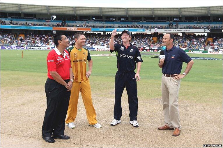 BBC Sport - Cricket - World Twenty20 final photos