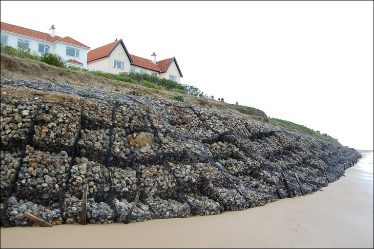 Sea defences: e2bn gallery.