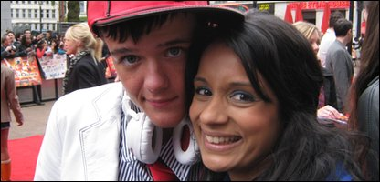 George Sampson and Sonali