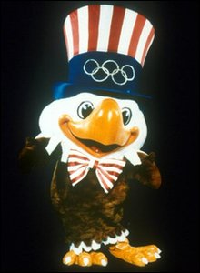 Sam the eagle, Los Angeles 1984