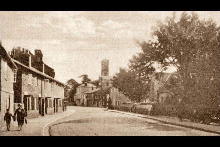 BBC - In pictures: Historic Wilton