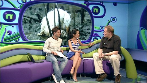 Sonali and Ricky chat to Grahame