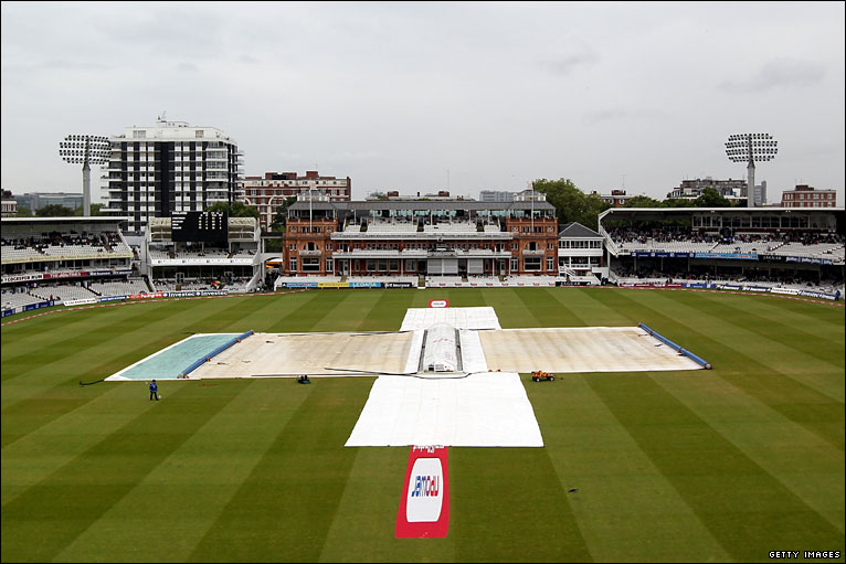 BBC Sport - Cricket - England v Bangladesh - first Test day three photos