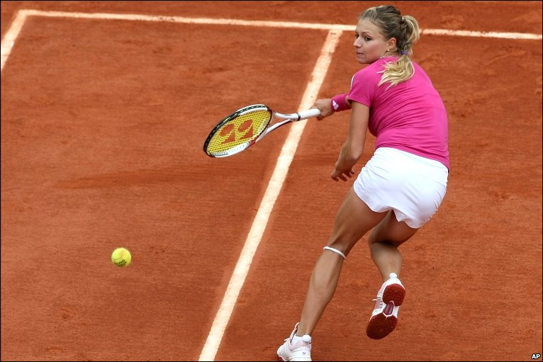 BBC Sport - Tennis - French Open day eight photos