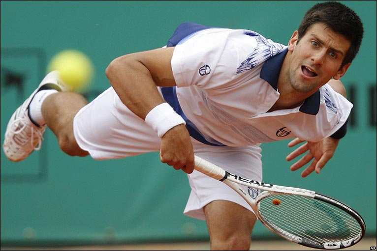 BBC Sport - Tennis - French Open day nine photos