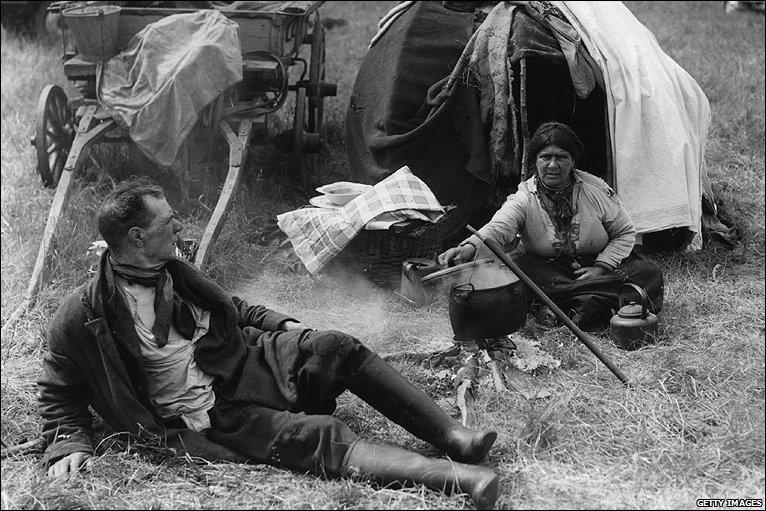 John Wright - The Gypsy Life