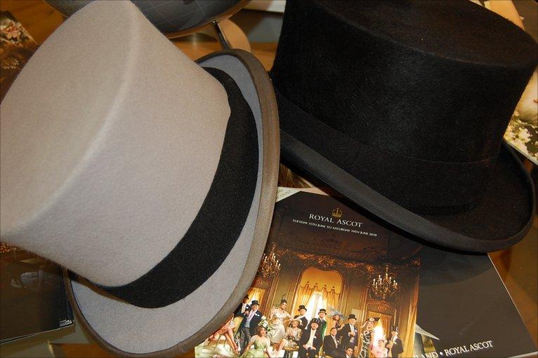 ascot hats men