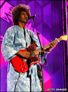 Ibrahim Ag Alhabib from Tinariwen