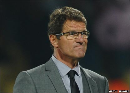 Fabio Capello says he was pleased with the squad's overall performance - but fans will be waiting to see what changes he makes when England take on Algeria on June 18.