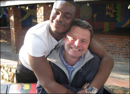 Ore and Chris Hollins