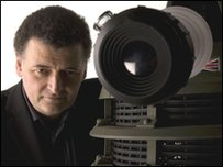 Doctor Who boss Steven Moffat