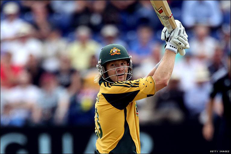 BBC Sport - Cricket - England v Australia 2nd ODI photos