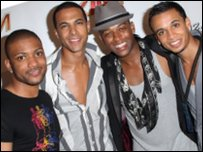 JLS in California