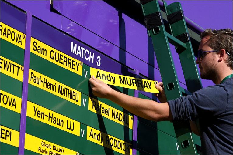 Order Play Wimbledon - image 10
