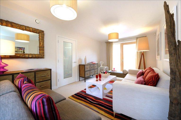 Living Room Nottingham bbc - green street eco-neighbourhood in nottingham