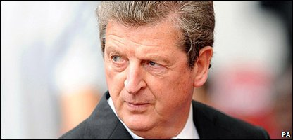 New Liverpool manager Roy Hodgson