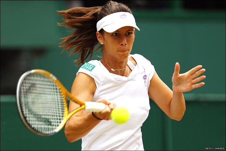 BBC Sport - Tennis - Wimbledon - day 10 photos