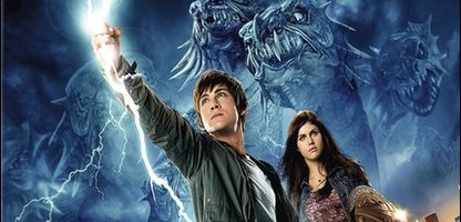 DVD Review Percy Jackson And The Lightning Thief