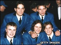 Take That in 1995!