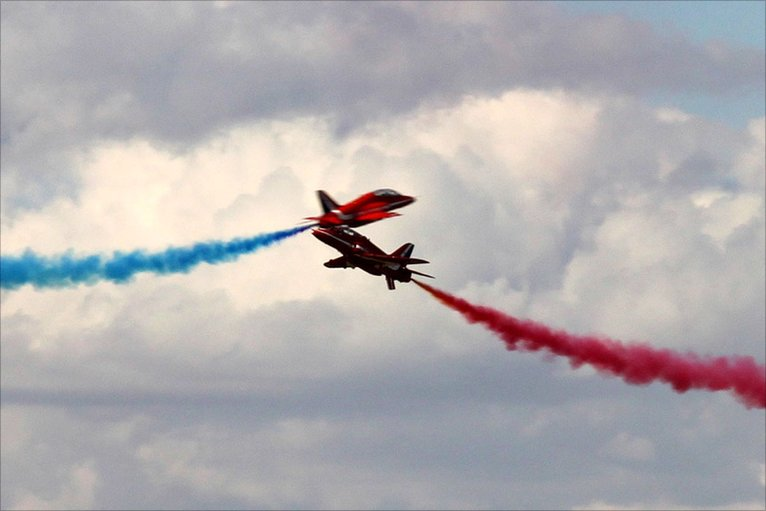 "Air Tattoo Chief Executive Tim Prince said: ""We were delighted to welcome"