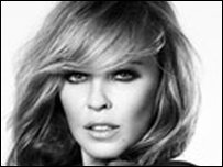 Kylie Minogue is back to top the charts with a new album called Aphrodite.