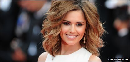 Cheryl Cole - BEFORE she got malaria