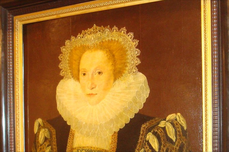 queen elizabeth 1 portrait. young queen elizabeth i