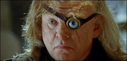 Brendan Gleeson as Mad-Eye Moody